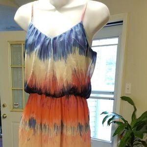 Bisou Bisou Maxi Dress Size 2